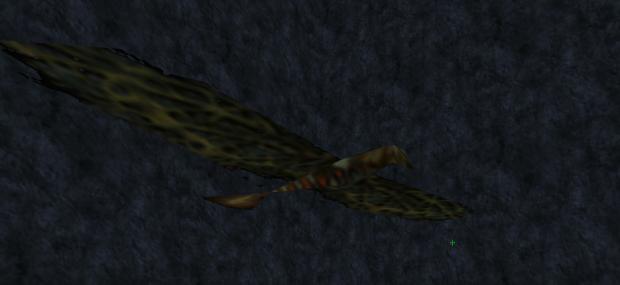 flyingsnake skin