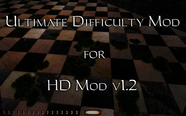 Thief 1 Ultimate Difficulty Mod (HD v1.2 required)
