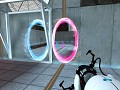 Blue & Pink Swirl Portals