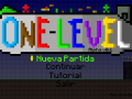 The One Level Game Pre-Alphav0.4 (Español)