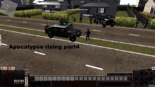 Apocalypse rising part 4