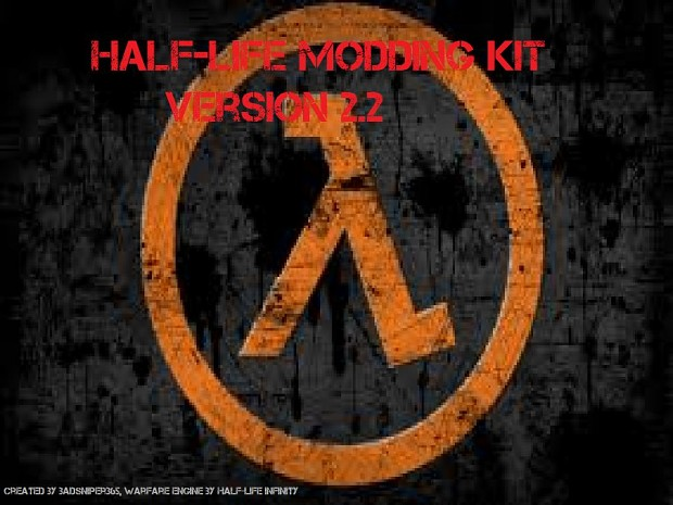 Half-Life Modding Kit 2.2 Installer