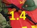 Vietnam People Army Patch 1.4