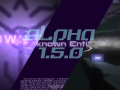 Unknown Entity Alpha 1.5.0 : Linux