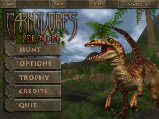 Carnivores Reloaded Early Alpha 2