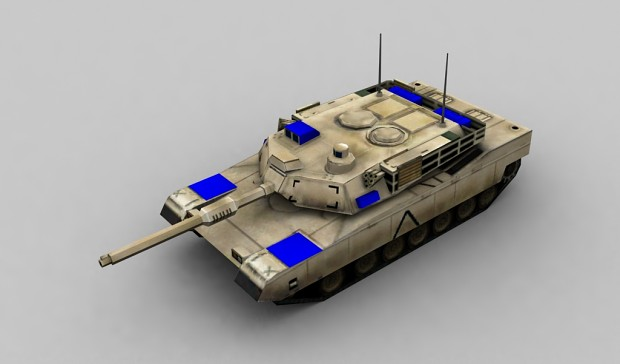 [Resource] M1A1 Model package v4.1