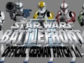 Battlefront II Patch v1.1 for German DVD-Release
