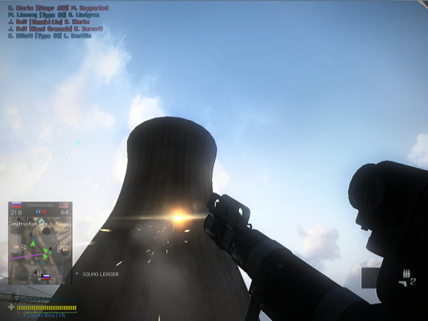 Wire Guided RPG-7 + Effects FIX !!!