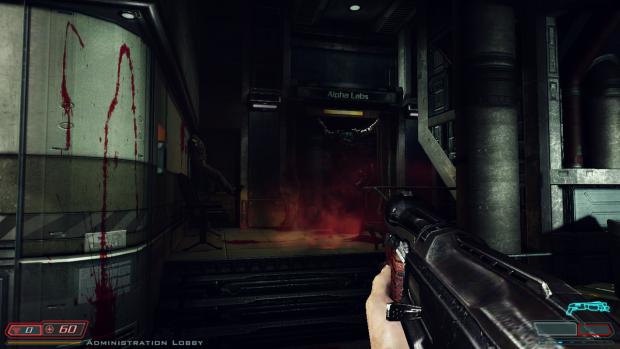 Easy Grenade Toss for Doom 3 BFG Hi Def