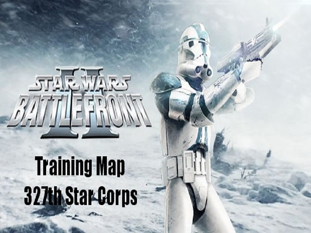 Training Map 327th Star Corps