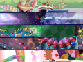Rayman Origins World Mods