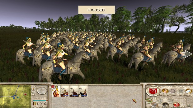 18+ ONLY: Amazons: Total War - Refulgent 8.1R