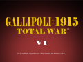 Gallipoli 1915 Mod v1 Part-1