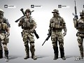 BF4 ALL SOLDIERS (US, RU, CN)