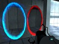 Red and Blue Portals