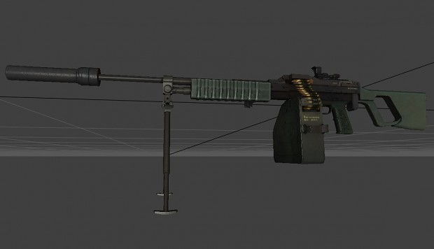 BF4 Type-88 LMG ***2017 FIX***
