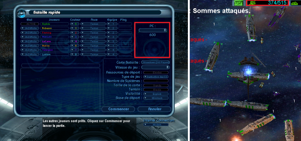 Conquest frontier wars - Extended control points