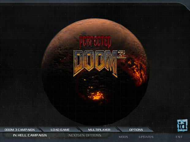 Perfected Doom 3 version 7