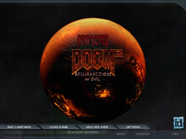 Perfected Doom 3 Texture Pack v3.0 ROE Patch