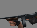 New Extra Weapon: Thompson M1A1