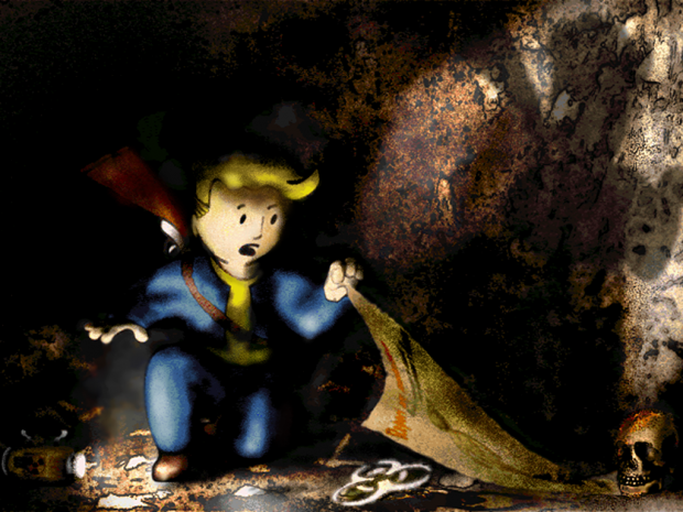 Fallout 1.5: Resurrection EN v1.4