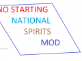 No Starting National Spirits