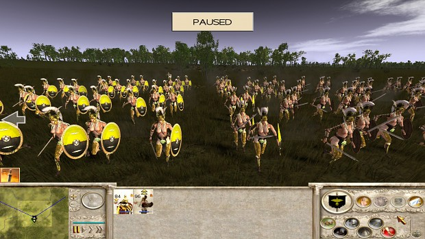 18+ ONLY: Amazons: Total War - Refulgent 8.1S
