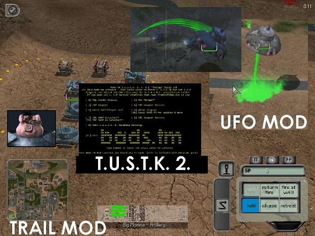 t.u.s.t.k. 2. + UFO & Trail Style Mods