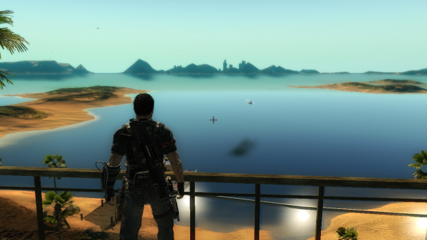 Just Cause 2 Low-End PC mod