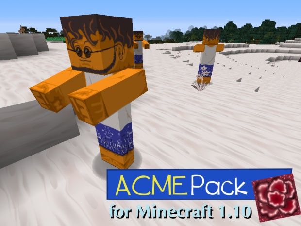 ACME Pack 256x for Minecraft 1.10