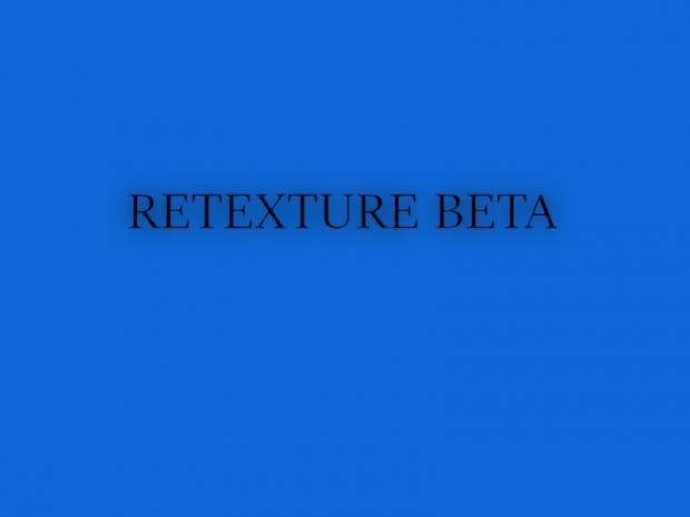 Retexture Beta
