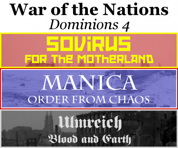 War of the Nations v4.5