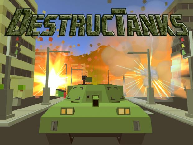 Destructanks - Mac OS