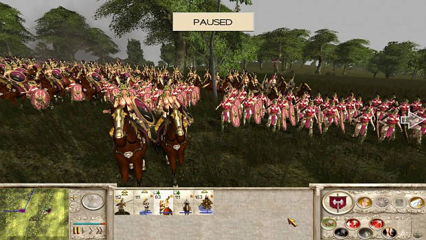 18+ ONLY: Amazons: Total War - Refulgent 8.1U