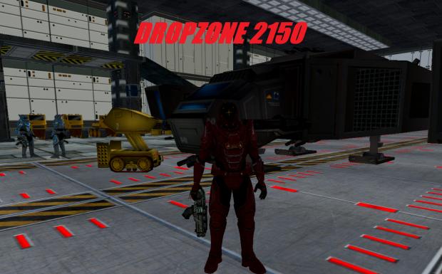 Dropzone 2150