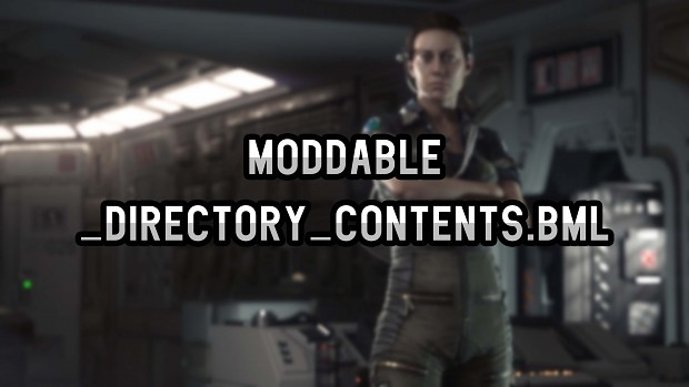 "Moddable ""_DIRECTORY_CONTENTS.BML"""