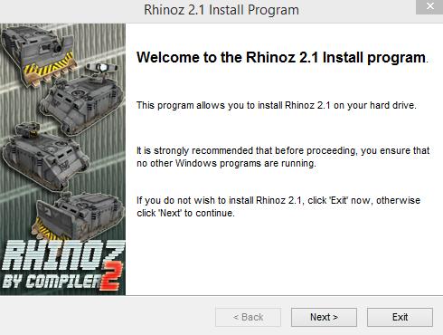 rhinoz 2.1 mod english