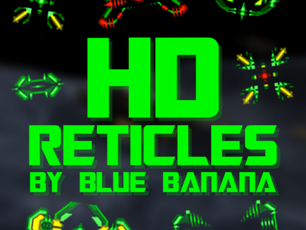 HD Reticle Pack