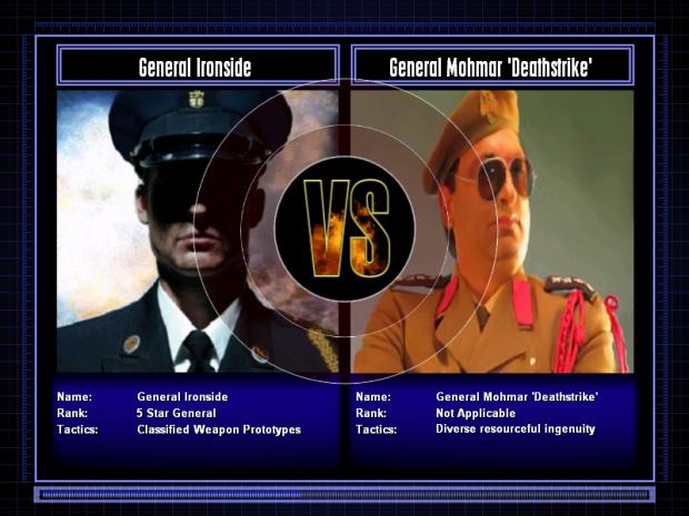 Pro:Gen generals challenges