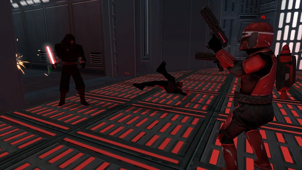 The Sith Wars II - Version 1.0