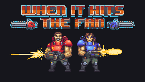 When It Hits the Fan Alpha Gameplay Trailer