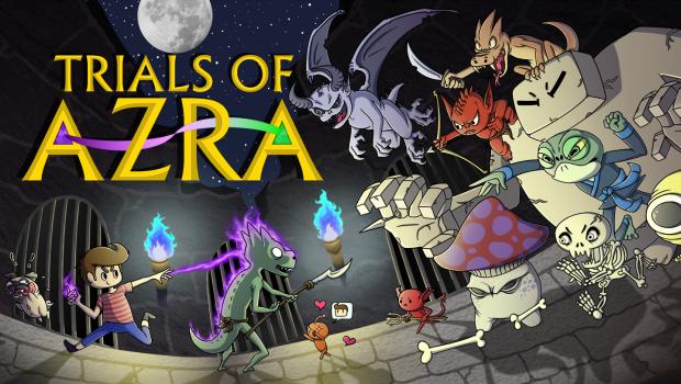 Trials of Azra -  Early Access Demo Win 32