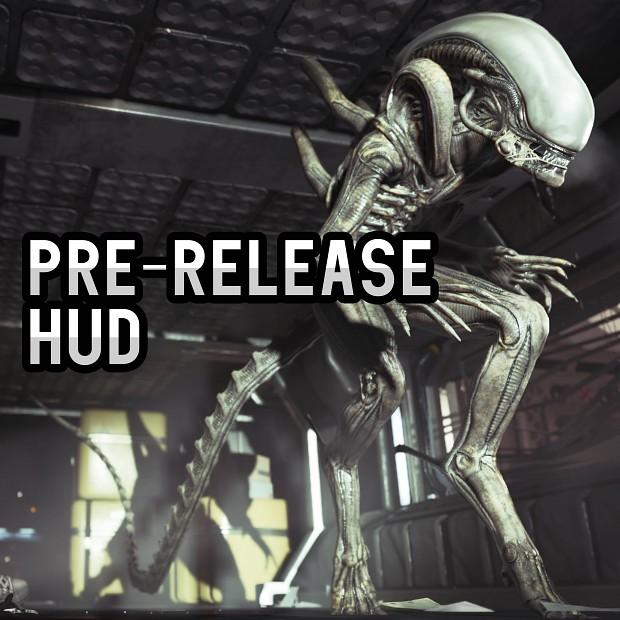 Pre-Release In-Game HUD