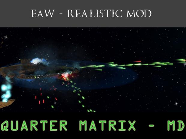 EAW - Realistic Mod v0.06.0 -- Corruption Edition