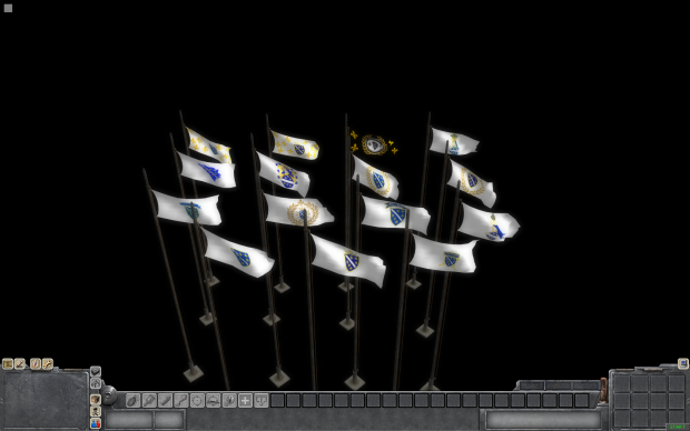 Bosnia flag addon