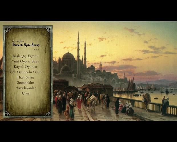 Osmanlı Kritik Savaş V1. 0