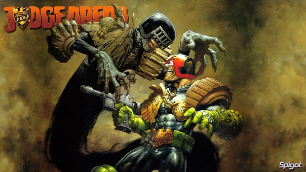 Judge Dredd: Dredd v.Death Patch v1.01