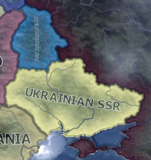 Ukraine & Byelorussia Historical Add-On V1.1