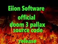the official doom 3 pallax source code release