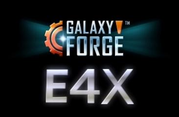 E4X Galaxy Forge 1.811